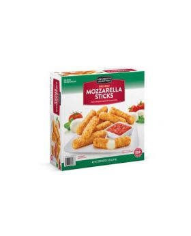 Member's Selection Breaded Mozzarella Sticks 4.5 lbs