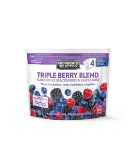 Member's Selection Triple Berry Blend 1 lbs 4 Pack