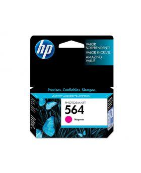 HP 564 Original 3ml Magenta Ink Cartridge (CB319WL)