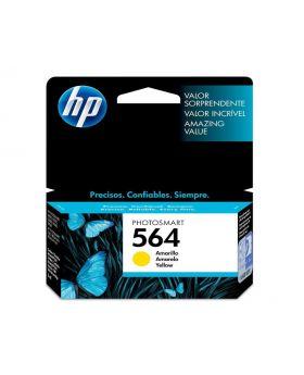 HP 564 Original Yellow 3ml Ink Cartridge (CB320WL)