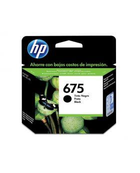 HP 675 Black Original Ink Cartridge (CN690AL)