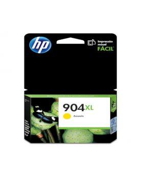 HP 904XL Yellow 4ml High Yield Original Ink Cartridge (T6M12AL)