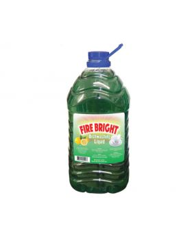 Fire Bright Dishwashing Liquid 5 Litre