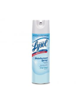 Lysol Disinfectant Spray Linen Scent 19oz