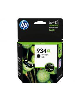 HP 934XL Black Original Ink Cartridge (C2P23AL)