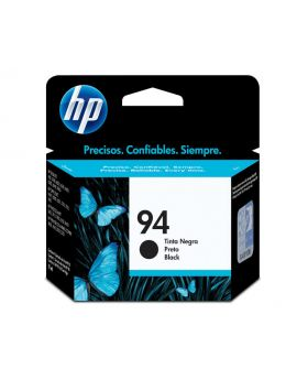 HP 94 11 ml Black Original Ink Cartridge (C8765WL)