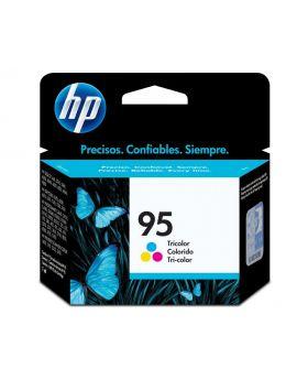HP 95 Tricolor 7 ml Original Ink Cartridge (C8766WL)