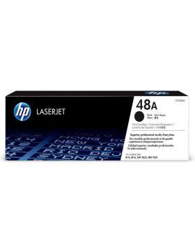 HP 48A Black Original LaserJet Toner Cartridge (CF248A)