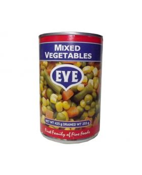 Eve Mixed Vegetables 15 Oz. 6 Pack