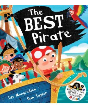 The Best Pirate by Sarah Mongredien