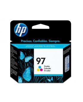 HP 97 Tricolor 14ml Original Ink Cartridge (C9363WL)