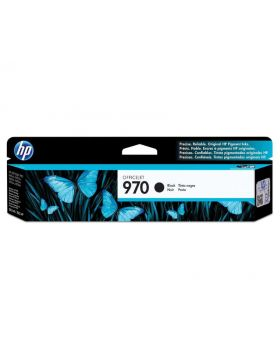 HP 970 Black Original Ink Cartridge (CN621AM)