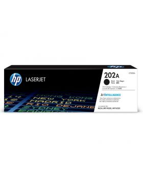 HP 202A Black Original Toner Cartridge (CF500A)
