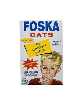 Foska Oats 800g/28.2oz