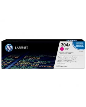HP 304A Magenta Original Toner Cartridge (CC533A) in Box