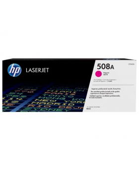 HP 508A Magenta Original Toner Cartridge (CF363A) in Box