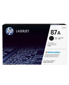 HP 87A Black Original LaserJet Toner Cartridge (CF287A) in Box