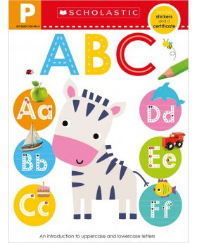 Scholastic Early Learners: ABC Pre-K Workbook