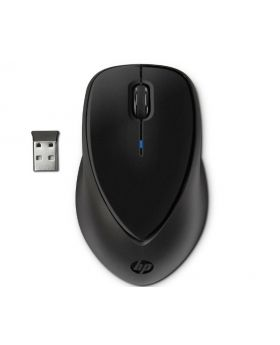 HP H2L63UT Comfort Grip Wireless Mouse