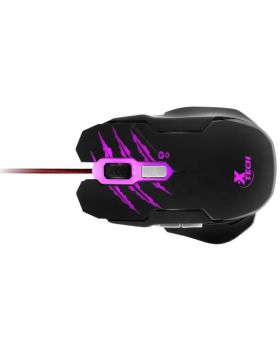Xtech XTM-610 Lethal Haze 6-Button Gaming Mouse