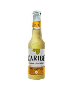 Caribe Pineapple Tropical Hard Cider 275 ml 6 Pack