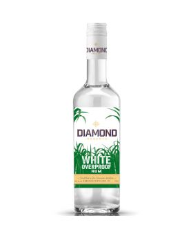 Diamond Reserve White Overproof Rum 750 ml