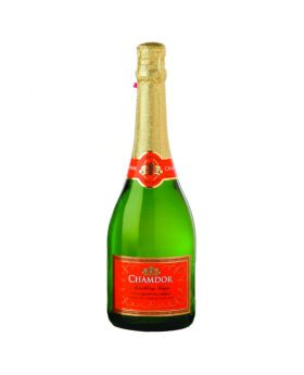 Chamdor Sparkling Grape Peach Wine 750 ml