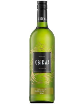 Obikwa Chardonnay White Wine 6 x 750 ml