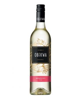 Obikwa Moscato White Wine 750 ml