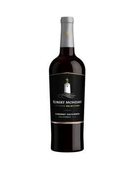 Robert Mondavi Private Selection Cabernet Sauvignon Red Wine 12 x 750 ml