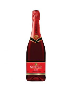 Sperone Red Spumante Dolce Wine 750 ml