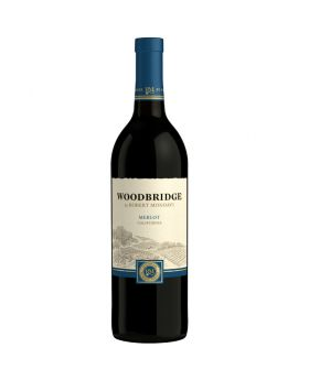 Woodbridge Merlot by Robert Mondavi Red Wine 12 x 750 ml