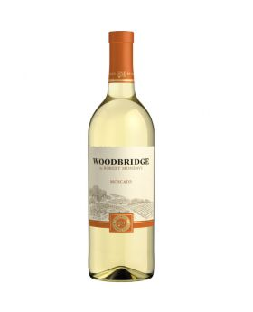Woodbridge Moscato by Robert Mondavi White Wine 12 x 750 ml