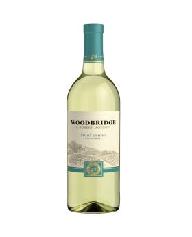 Woodbridge Pinot Grigio by Robert Mondavi White Wine 12 x 750 ml