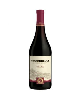 Woodbridge Pinot Noir by Robert Mondavi Red Wine 12 x 750 ml