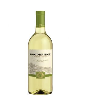 Woodbridge Sauvignon Blanc by Robert Mondavi White Wine 12 x 750 ml