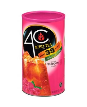 4C Raspberry Tea Mix 87.9oz