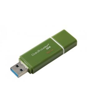 Kingston 32 GB DataTraveler G4 USB Flash Drive Dark Green