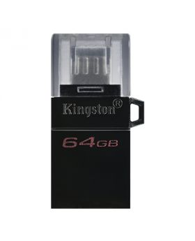 Kingston DataTraveler microDuo 3.0 G2 and USB Type-A 64 GB Flash Drive for Android OTG