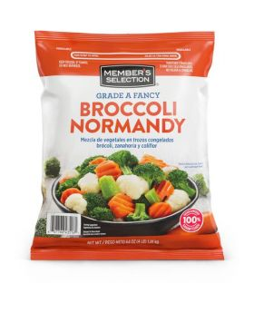 Member's Selection Grade A Fancy Broccoli Normandy 1.81 kg/4 lbs