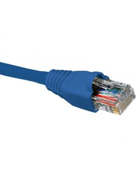 Nexxt Solutions Infrastructure Patch Cable - RJ-45 (M) to RJ-45 (M) Blue 4.3 m
