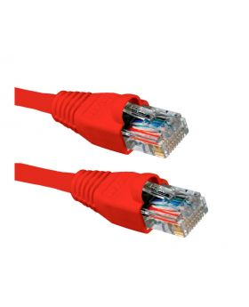 Nexxt Solutions Infrastructure Nexxt Patch Cord Cat6 7 Ft. Red