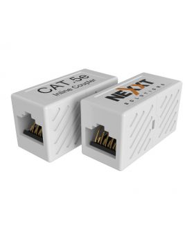 Nexxt Solutions In-line Coupler Module Cat5e RJ-45 Connector