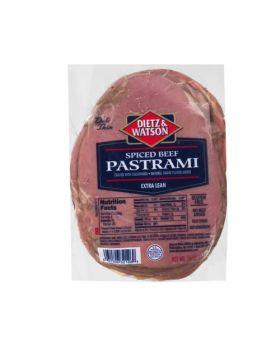 Dietz & Watson Spiced Beef Pastrami 453 g/1 lb