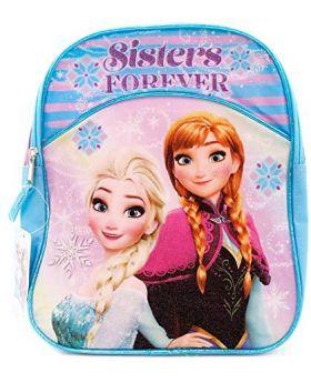 """Disney Frozen Sisters Forever 11"""" Mini Backpack"""