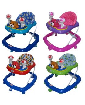 Wonder Baby Walker Teddy Bear