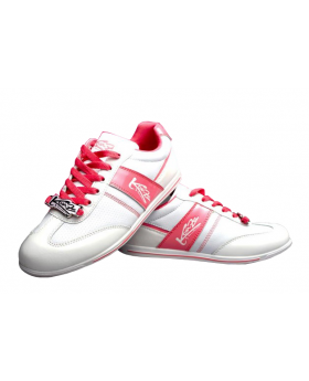 Konz876 by Konshens Pink & White