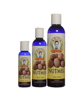 Addia Nutmeg Oil 8 oz