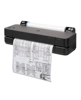 "HP DesignJet T250 24"" Large Format Compact Wireless Plotter Printer"