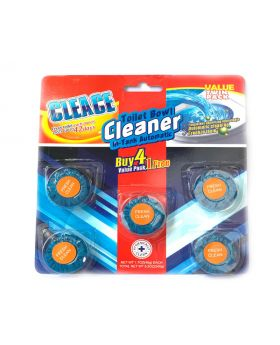 Cleace Toilet Bowl Cleaner In Tank Automatic 240g